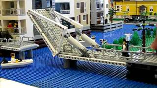 LEGO Power Functions Drawbridge 1