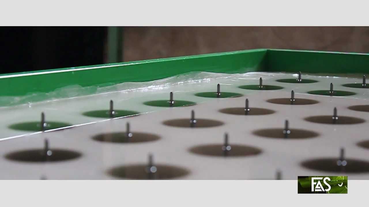 Maquinas velas fas maquinaria youtube - Maquinaria para relojes de pared ...