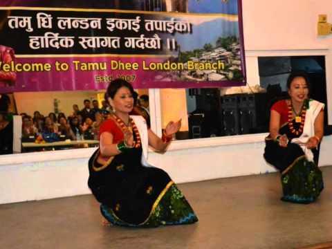 Tdlb Nepali Mela 2014 Dance Song kauda Luga Dhune Sabun Le video