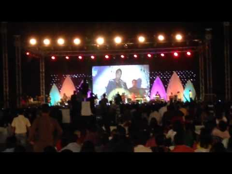 Ora-Ovation 2014 Shankar Mahadevan unplugged -Breathless