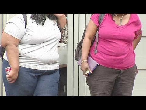 Over a quarter of the world obese or overweight- new study finds