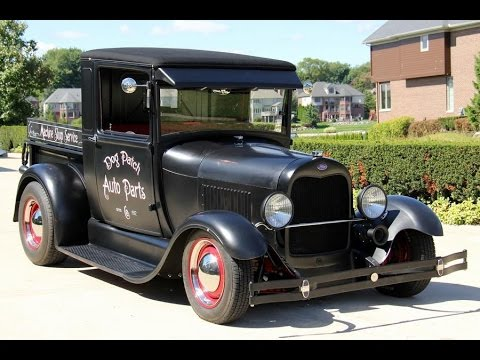 Truck Ford For Sale >> 1929 Ford Model A Pickup For Sale - YouTube