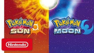 Pokémon Sun and Pokémon Moon - Recap Trailer - Nintendo E3 2016