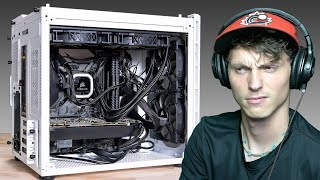 How NOT to Build a PC with The Verge