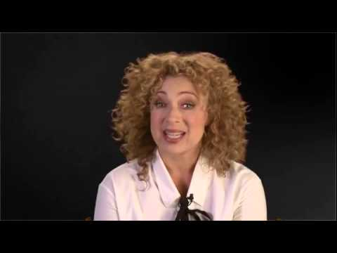 Alex Kingston Hints A River Song Return For Series 8