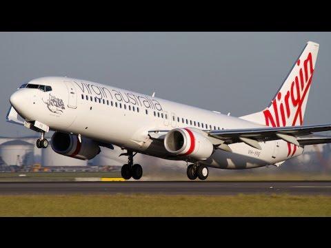 Virgin Australia Economy Class - Sydney to Adelaide - Boeing 737-800