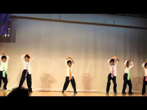 Mizue Diwali 2013 - Parth Dance Performance - Badtameez Dil Maane Na...3 video