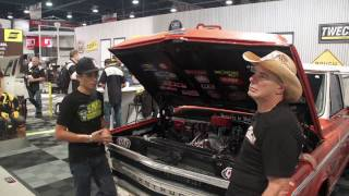 Farmtruck Under the Hood - with Farmtruck and AZN @SEMA2016