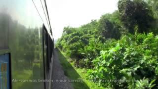 Jungle Train, Malaysia [0508 Jerantut - Tumpat] 2013.10.30