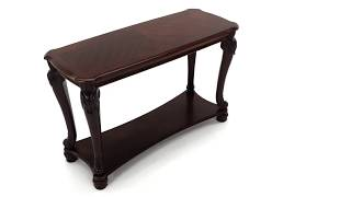T519 4 Norcastle Sofa Console Table from Signature Design by Ashley