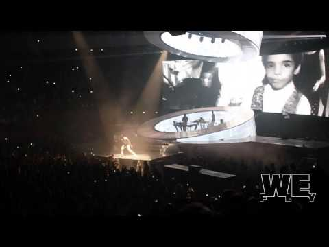 Drake Worst Behavior & Started From The Bottom Live Paris 2014 video