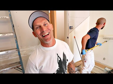 HOUSE PAINTING PRANK - WRONG COLOR!!