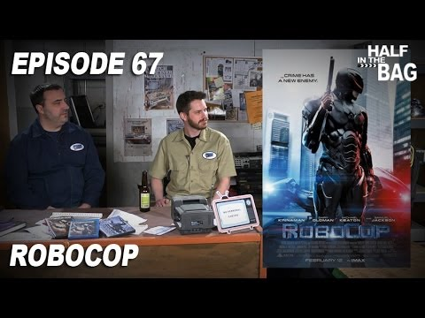 Half in the Bag: Robocop 2014