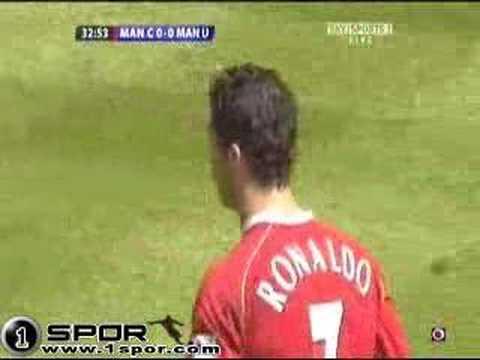 C.Ronaldo'nun Güzel Penaltı Vuruşu .