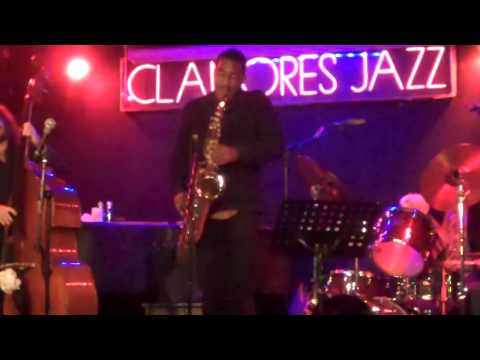 JAMES BRANDON LEWIS en Madrid (Clamores) 5-11-14