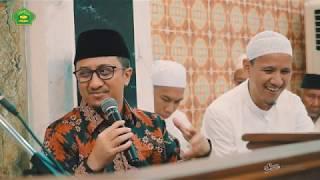 Habib Syech paksa Ust Yusuf Mansur Ceramah, Doa Habib Novel