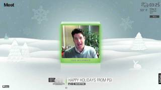 Happy Holidays from PGi