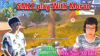 NRX Morad With SMZZ Gaming,Morad,SmZz Gaming,Rules Of Survival,NRX Thai,Saxy Gaming Ep30