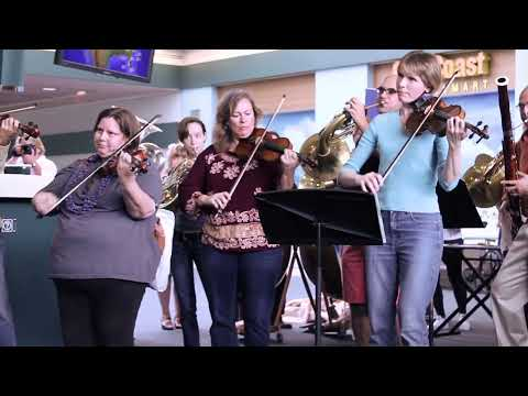 Sarasota Orchestra Flash Mob