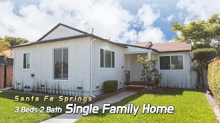 [Virtual Tour] 9763 Orr And Day Rd, Santa Fe Springs, CA 90670