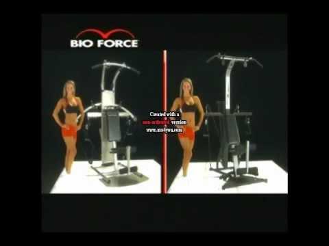 bioforce workout machine