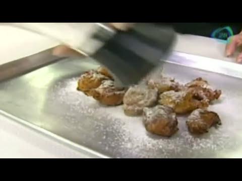 Frituras con camote amarillo  / ¿Cómo hacer frituras con camote?