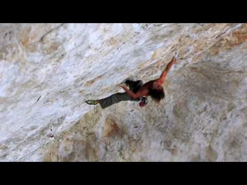 Chris Sharma's hardest climb: Jumbo Love