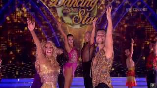 DWTS Ireland - Week 6 Switch Up ~  pro celeb dance {Since you've been gone}