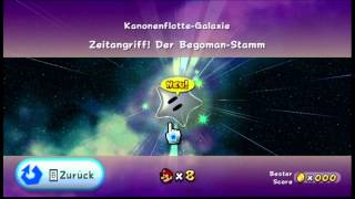 Let's Play Super Mario Galaxy Part 50 - Der rote Komet und mein skill