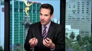 Jorge Ramos entrevista a Carlos Loret de Mola