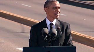 Обама черный ковбой