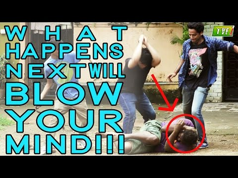 What happens next will Blow your Mind!! : Anti Social Experiment Qtiyapa