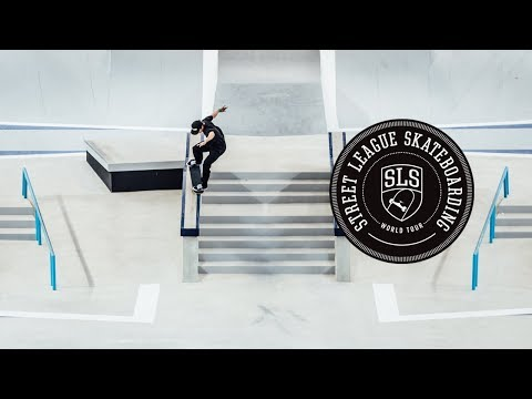SLS London: Street League Pro Warm Up