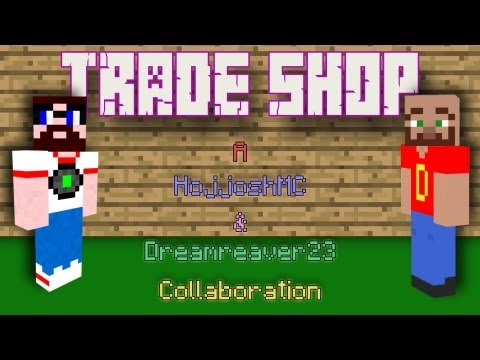 Trade Shop a Minecraft Parody of Thrift Shop