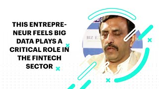 This Entrepreneur Feels Big Data Plays a