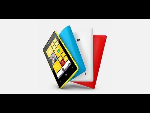 Desempenho de bateria do Nokia Lumia 520