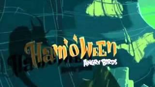 Angry Birds Seasons - Ham'O'Ween  FULL Theme
