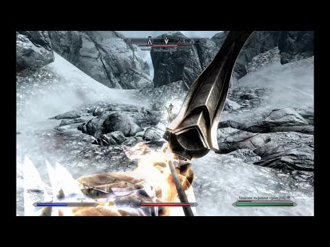 The Elder Scrolls V: Skyrim [Эбонитовый воин / Ebony warrior]