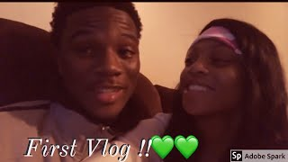 OUR FIRST VLOG !!!