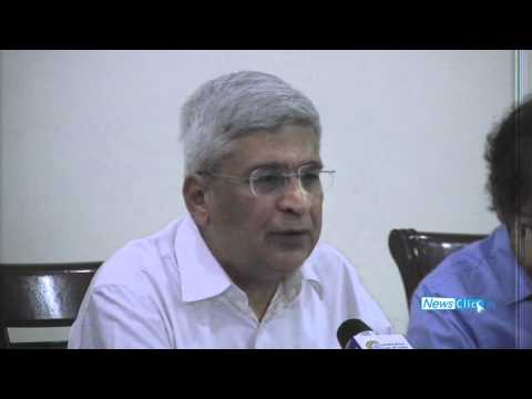 Prakash Karat on