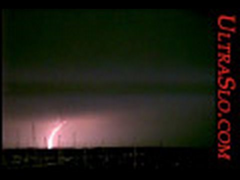 Friday night Lightning Take 2 @ 10,000 FPS in UltraSlo