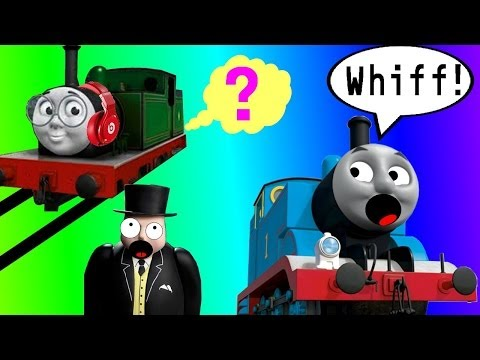 Thomas Friends Whiff the loud engine