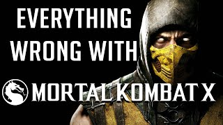 GamingSins:  Everything Wrong with Mortal Kombat X
