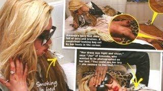 Inside Amanda Bynes Crazy Drug Apartment - PHOTOS