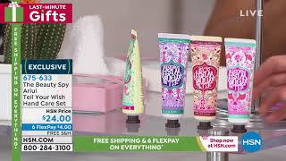 The Beauty Spy Ariul Tell Your Wish Hand Care Set
