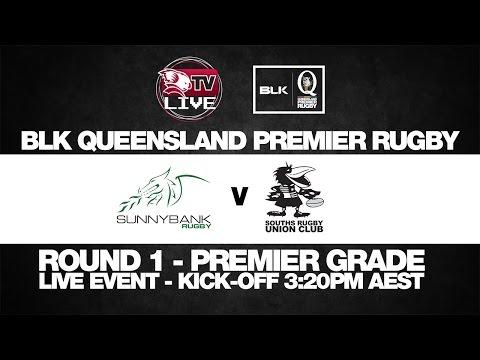 BLK Queensland Premier Rugby: Sunnybank v Souths