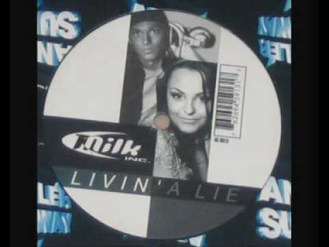 Milk Inc. - Livin A Lie (Peter Luts Remix)