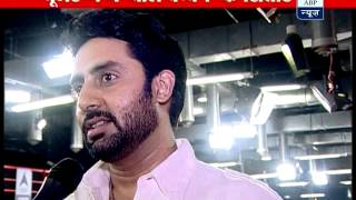 Bol Bachchan - Star cast of 'Bol Bachchan' at ABP newsroom
