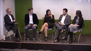 The Future of Pro Bono - panel discussion