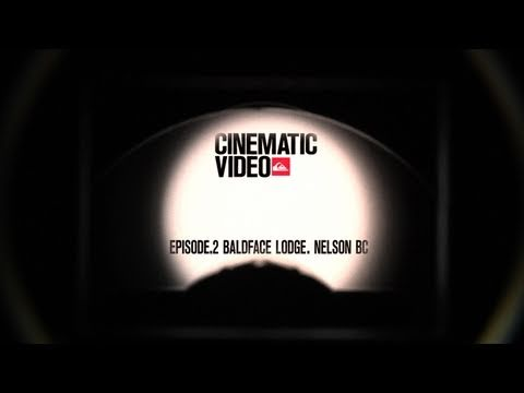Cinematic Video Series - Episode 2